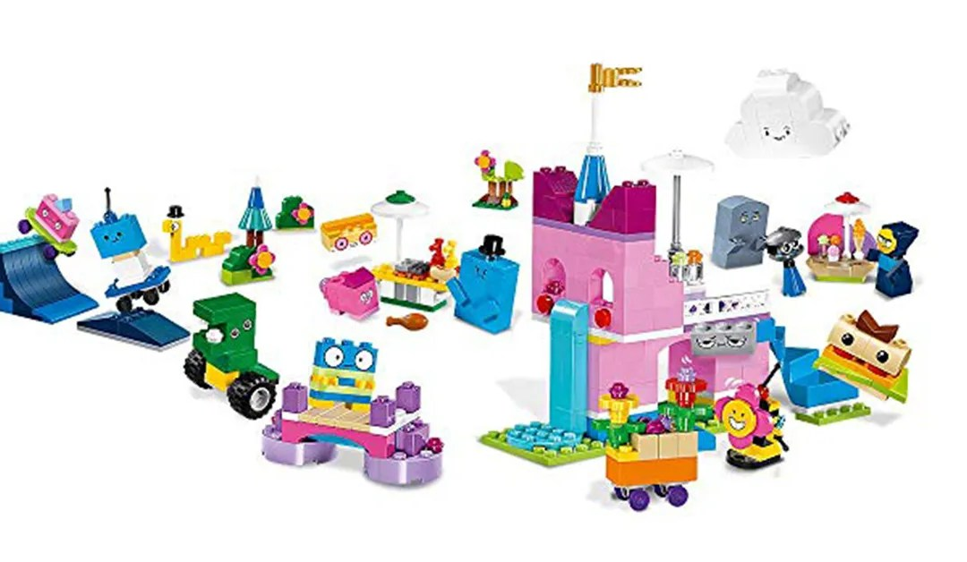 Amazon | BEST PRICE: Unikitty Creative Box