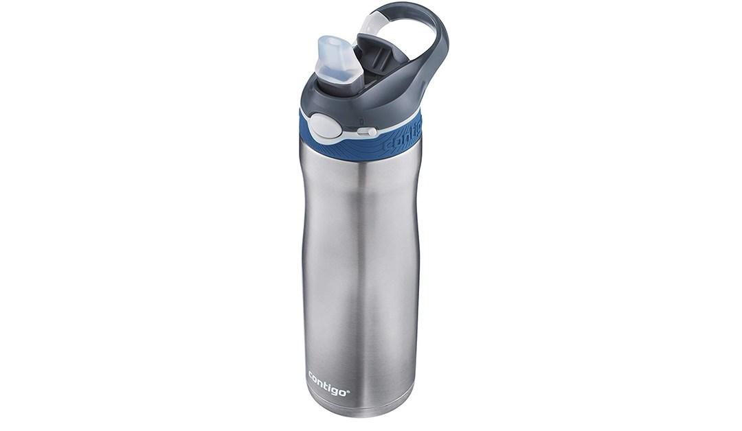Amazon | BEST PRICE: Contigo Stainless Steel 20 oz Water Bottles