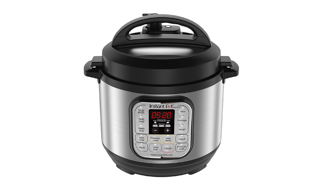 Amazon | GOOD DEAL + DEAL OF THE DAY: 3Qt 7-in-1 Instant Pot