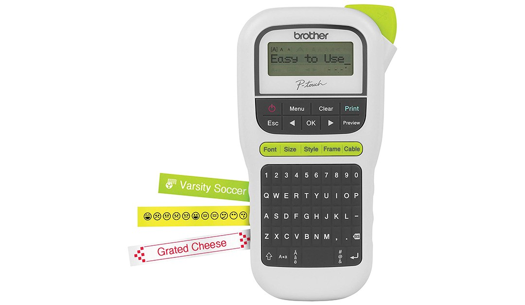 Amazon   BEST PRICE: Brother P-touch Labeler