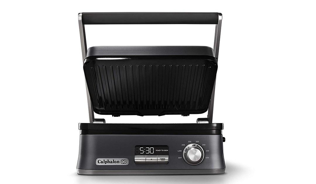 Amazon | BEST PRICE: Calphalon Even Sear Indoor Electric Multi-Grill