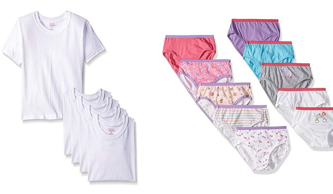 Amazon   BEST PRICE: Undergarments & Socks
