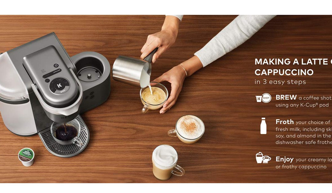 Amazon | BEST PRICE: Keurig Special Edition K-Cafe