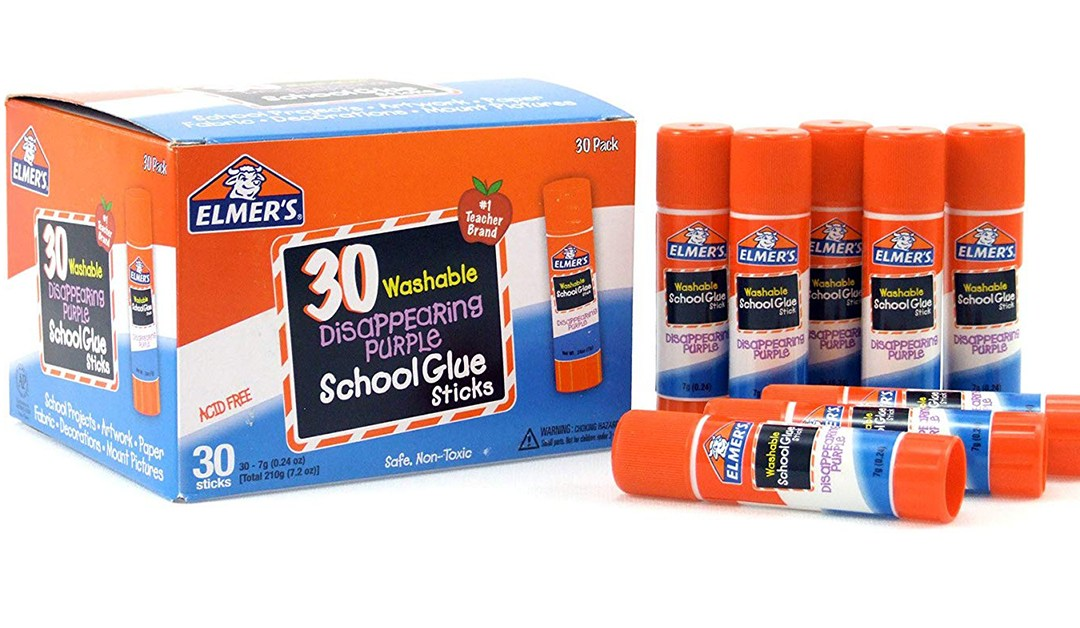 Amazon | GREAT DEAL: Elmer's Glue Sticks