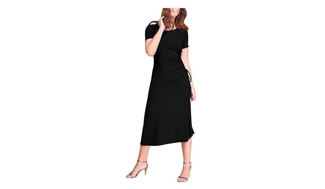 Amazon | BEST PRICE + COUPON: LaSuiveur Short Sleeve Dress