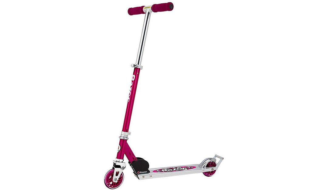 Amazon | BEST PRICE: Razor A2 Kick in Daisy Pink