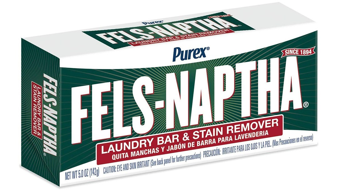 Amazon | BEST PRICE + SUBSCRIBE & SAVE: Fels Naptha Laundry Bar & Stain Remover