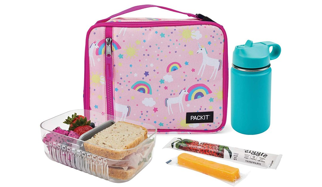 Amazon | BEST PRICE: Unicorn Freezable Lunch Box