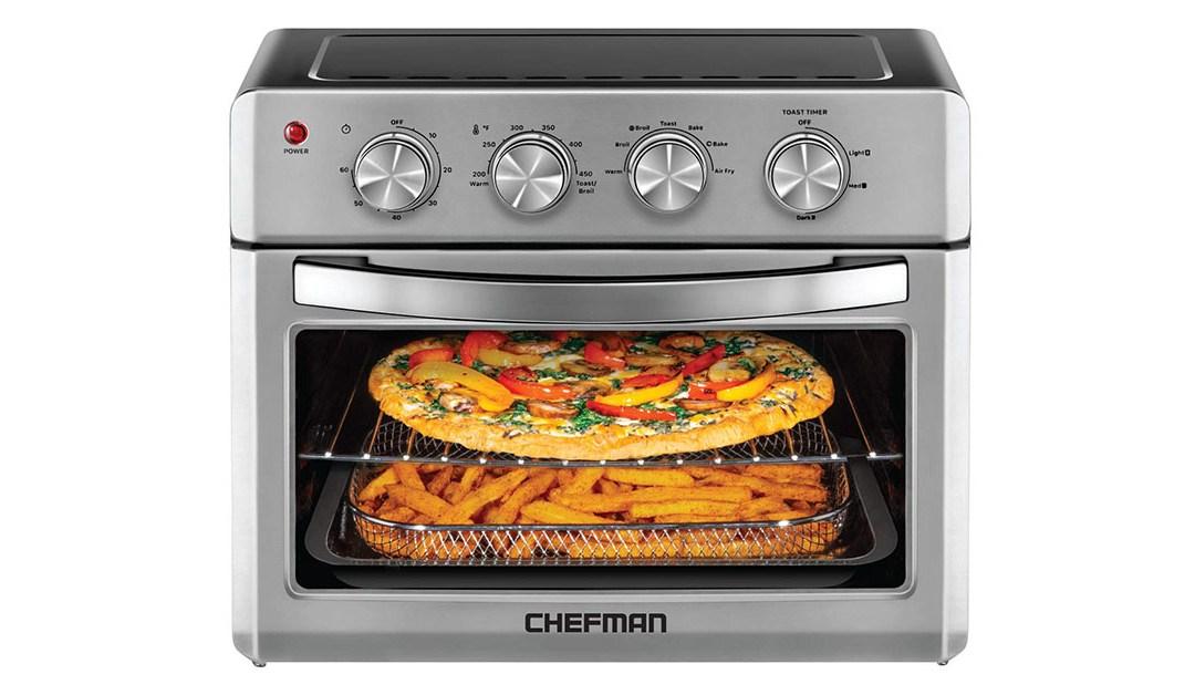 Amazon | BEST PRICE: Chefman Air Fryer Toaster