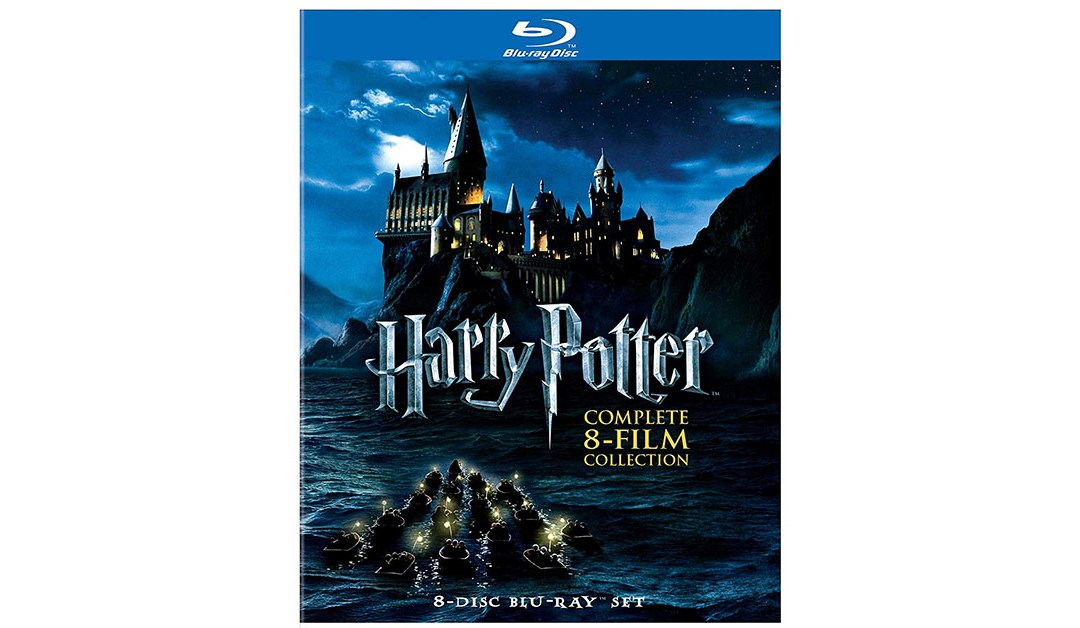 Amazon | BEST PRICE: Harry Potter 8-Film Blue-Ray Set