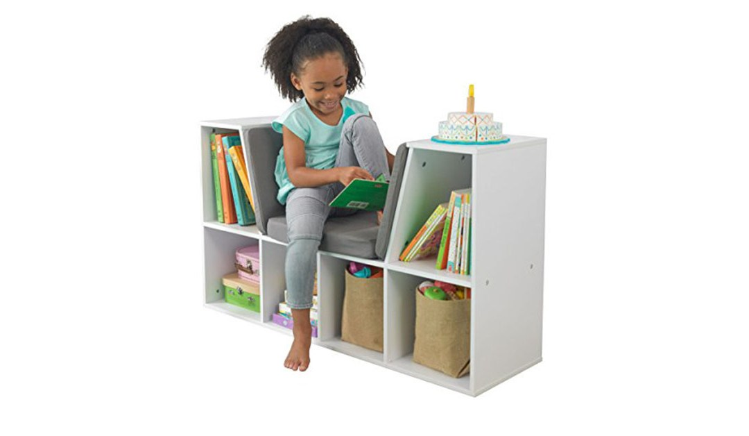 Amazon | BEST PRICE: Kidkraft Bookcase and Reading Nook