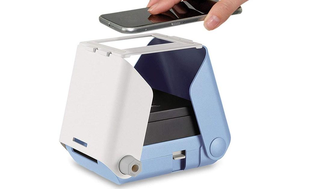 Amazon | GOOD DEAL: KiiPix Smartphone Picture Printer