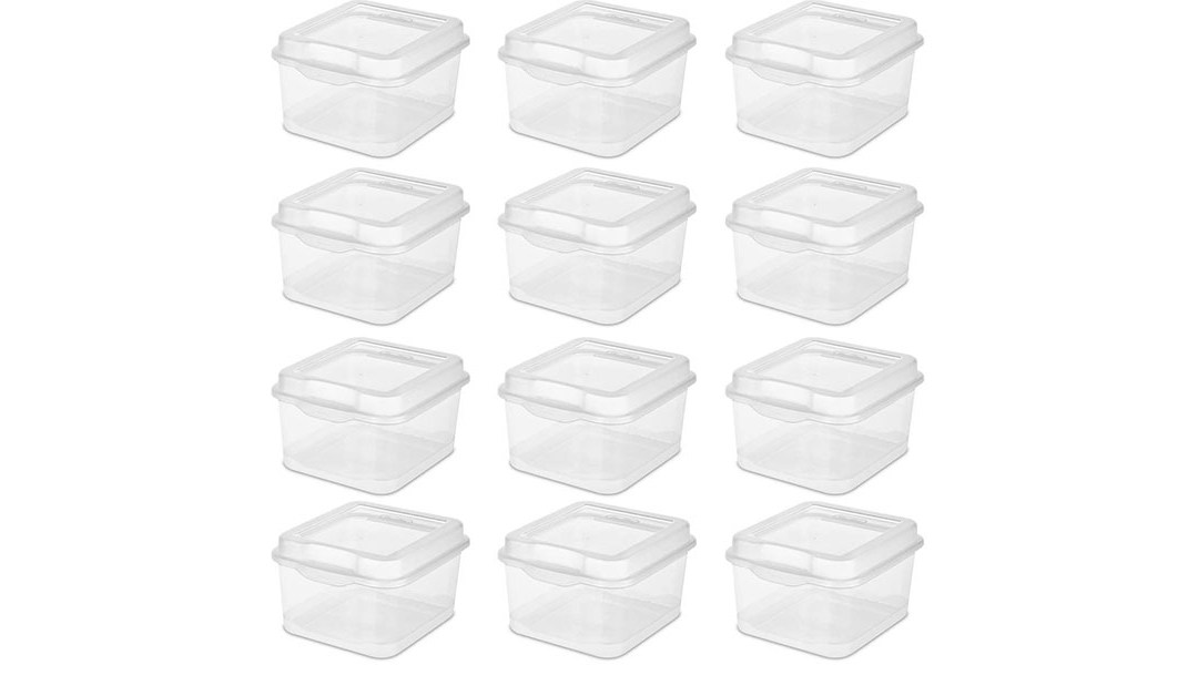 Amazon | BEST PRICE: Sterilite Containers