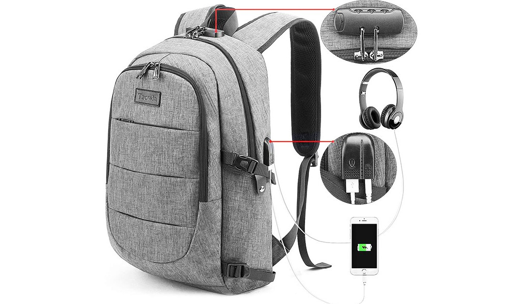 Amazon | BEST PRICE: Travel Laptop Backpack