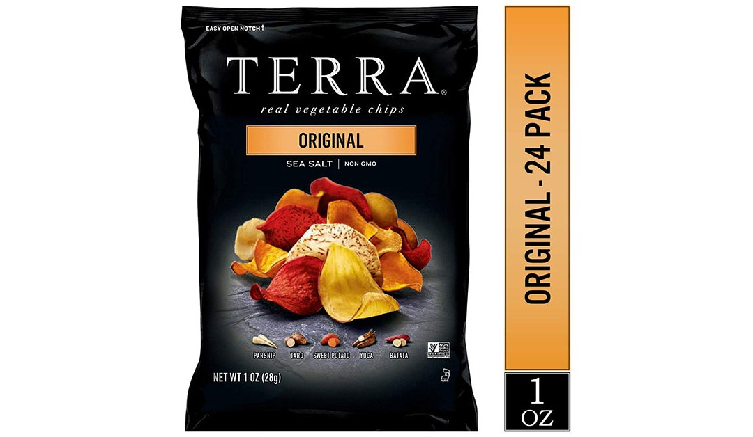 Amazon | SUBSCRIBE & SAVE + COUPON: Terra Chips