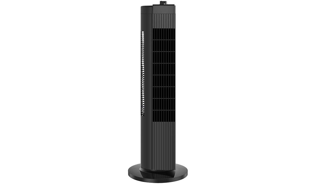 Amazon   BEST PRICE: Pelonis Quiet Tower Fan 💕