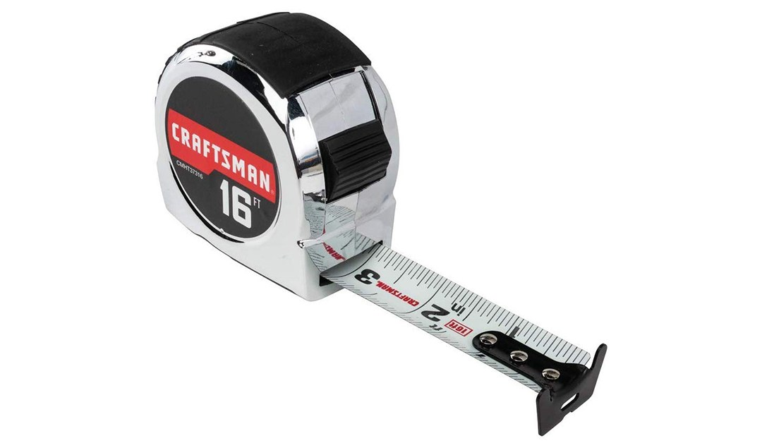 Amazon | BEST PRICE: Craftsman Tape Measure