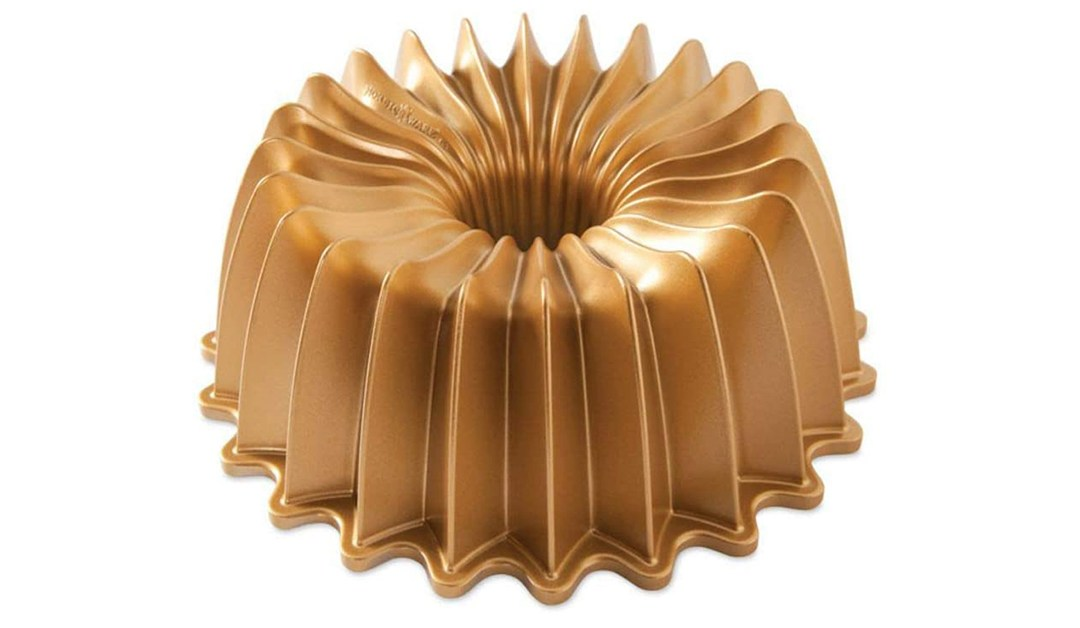 Amazon | BEST PRICE: Nordic Ware Brilliance Bundt Pan