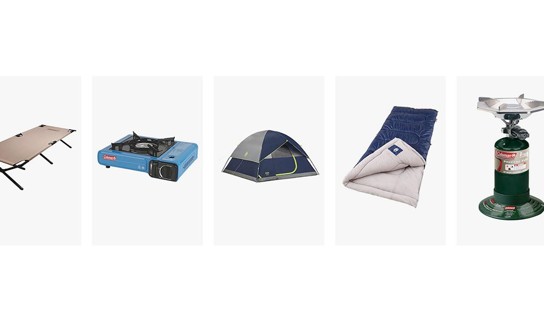 Amazon | 40% OFF: Coleman Camping Products
