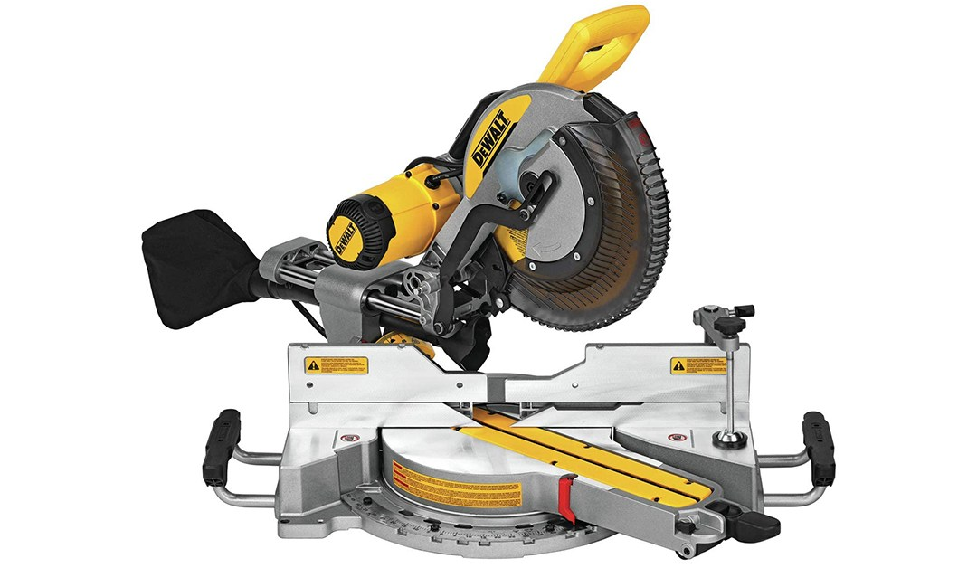 Amazon | BEST PRICE: Dewalt Sliding Compound Miter Saw