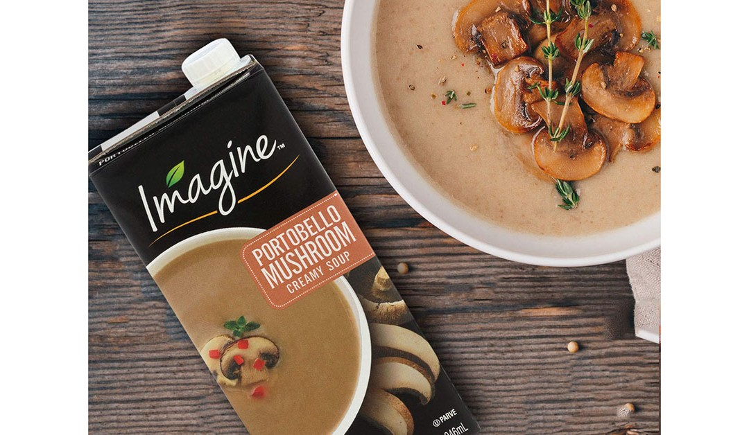 Amazon | BEST PRICE + SUBSCRIBE & SAVE: Imagine Portabella Mushroom Soup