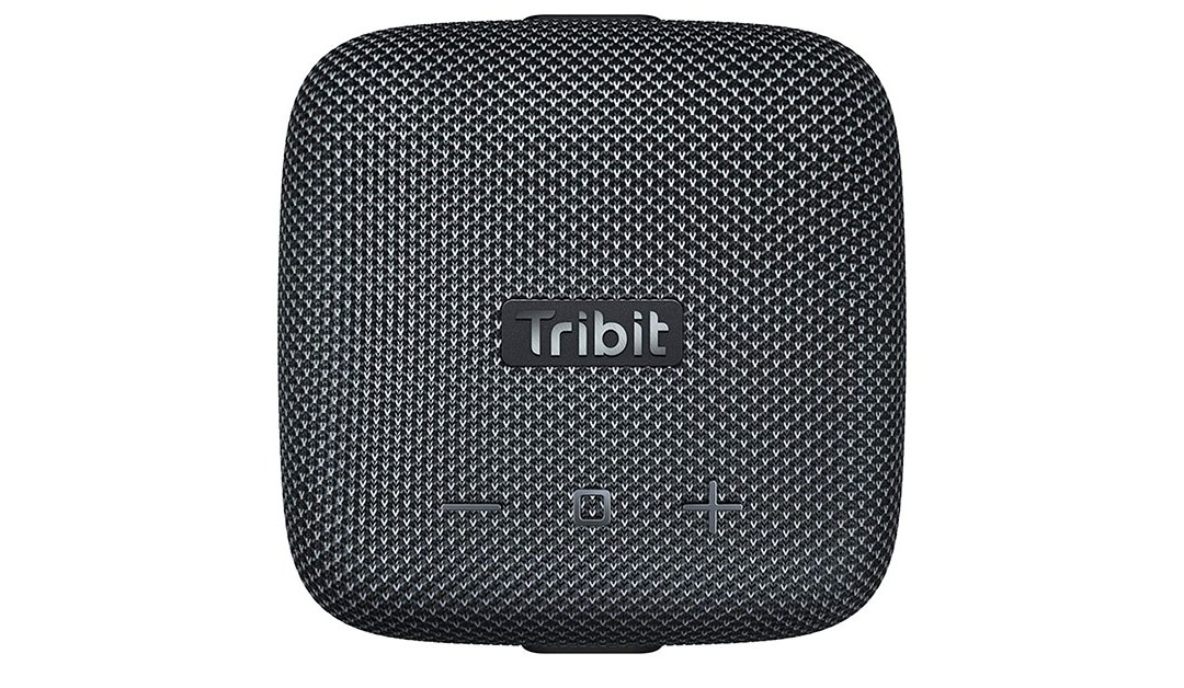 Amazon | BEST PRICE: Tribit StormBox Micro Bluetooth Speaker, IP67 Waterproof & Dustproof Portable Outdoor Speaker, Bike Speakers with Powerful Loud Sound, Advanced TI Amplifier, Built-in XBass, 100ft Bluetooth Range