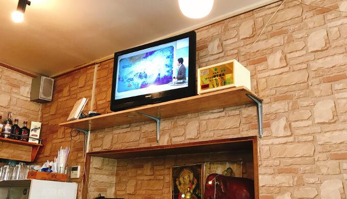 スバカマナのテレビ