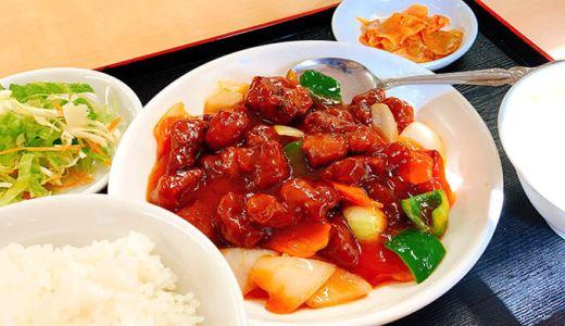南越谷の中華料理『萬喜楼』をレポート!ランチはボリューム大