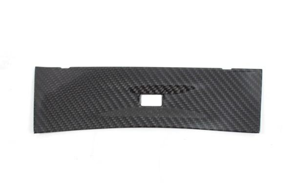 Carbon fiber Alfa Romeo Giulia USB trim frame