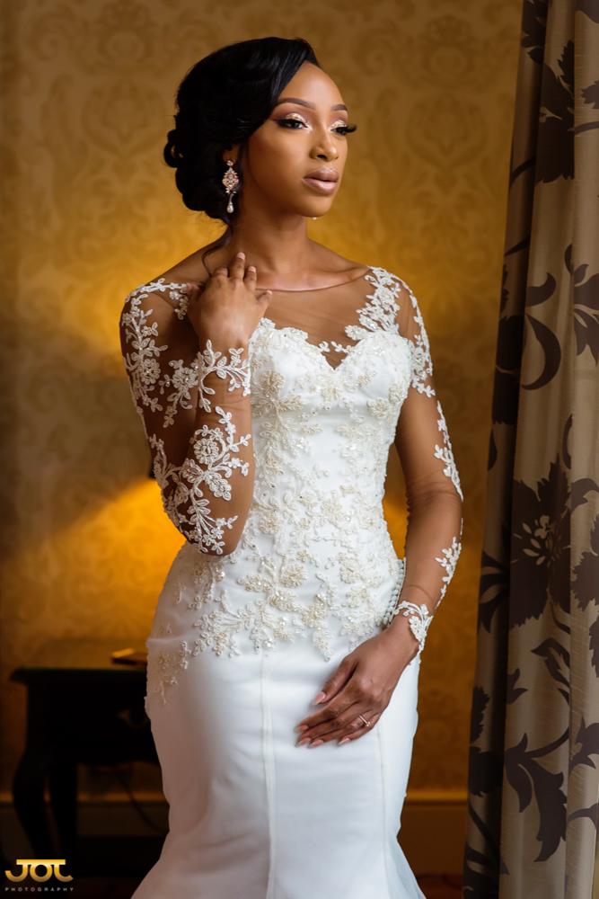 Kosibah Real Bride Cherelle London UK I