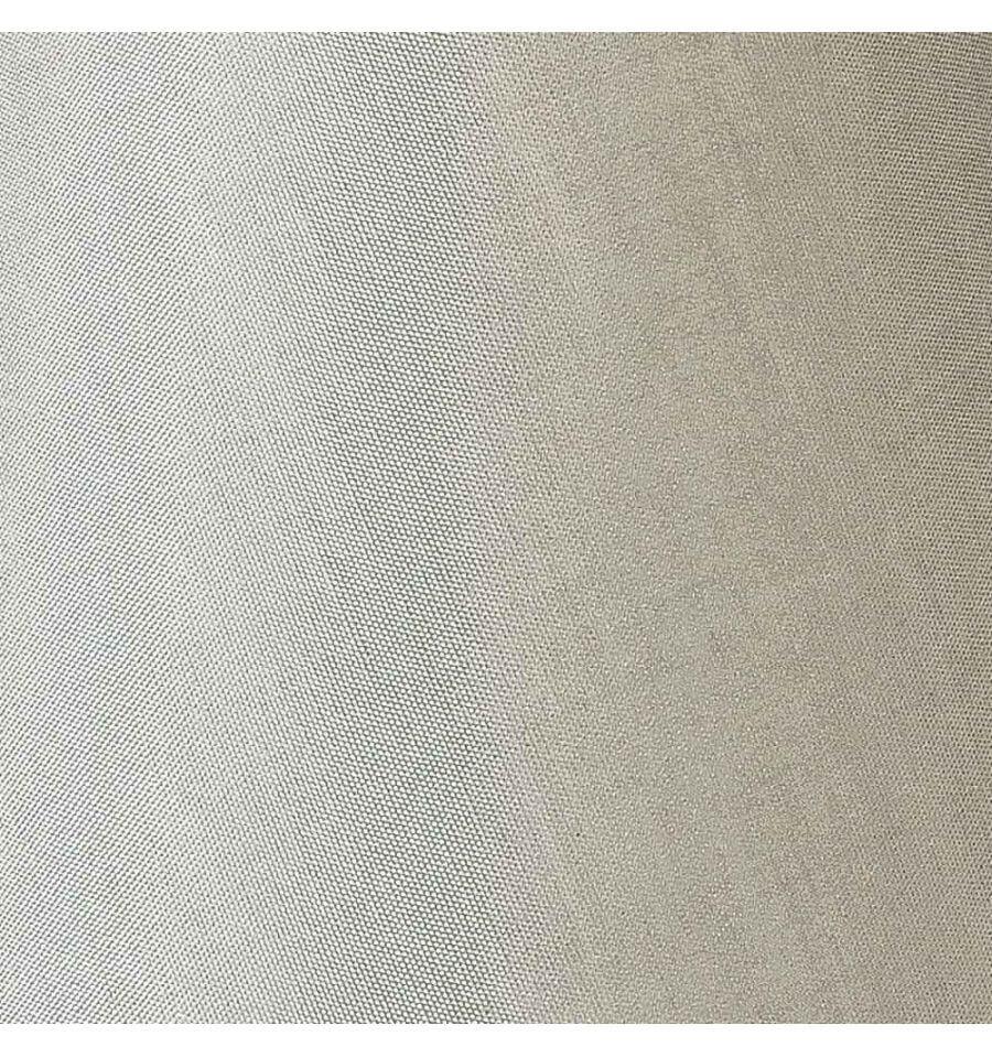 Lampekap zilver modern  voor Kroonluchter of Wandlamp  Hope