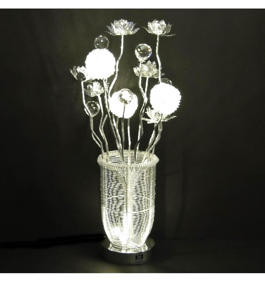 Trs Grande Lampe Design LED Aluminium Yoshi