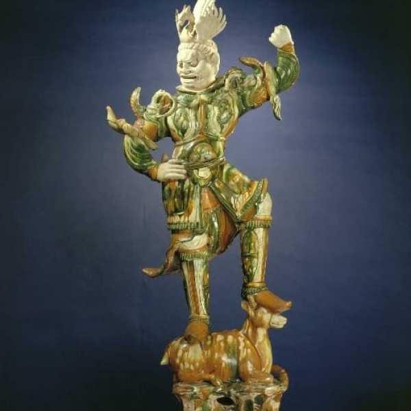 Санкай. Кераміка династії Тан, 618-907 рр. н.е. China Online Museum