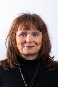 Projektitutkija Marianne Kuorelahti