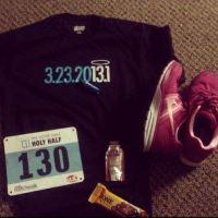 Half Marathon Weekend Recap - The Holy Half