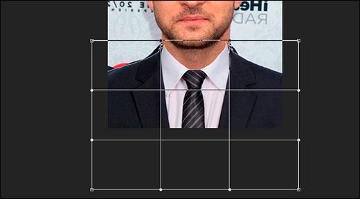Mint a Photoshopban, egy képet egy másikra az átláthatósággal és csökkenti.