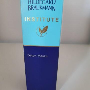 Hildegrad Brauckmann Institute Detox Maske