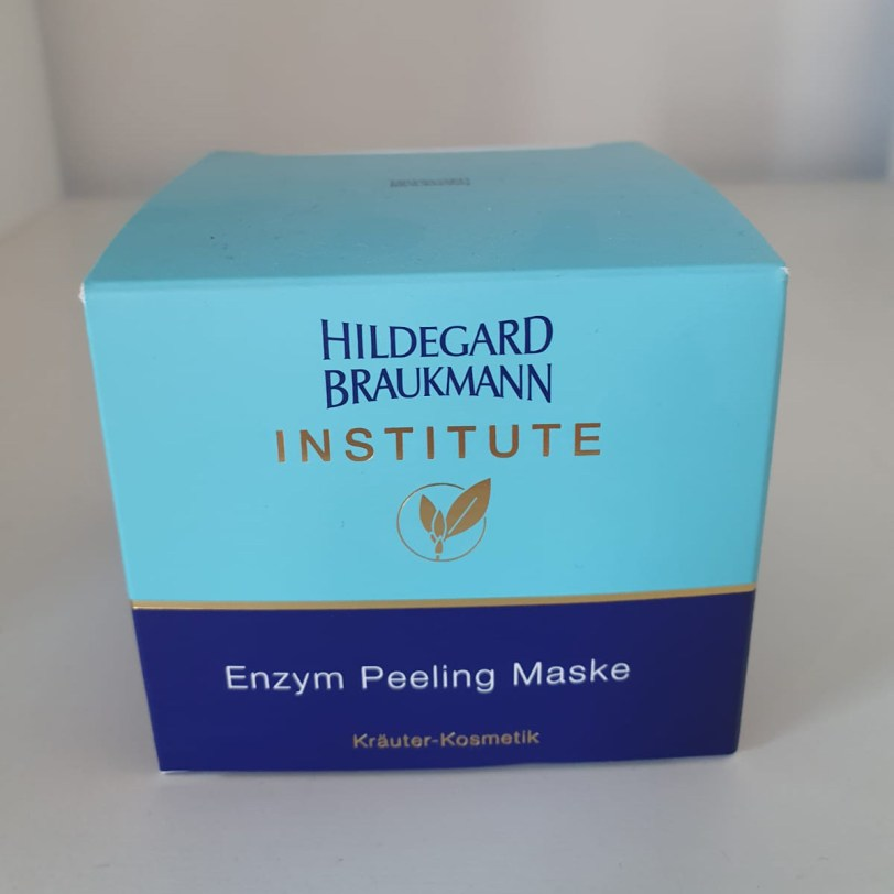 Hildegrad Brauckmann Institute Enzym Peeling Maske