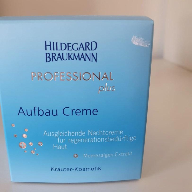 Hildegrad Brauckmann Professinal Aufbau Creme