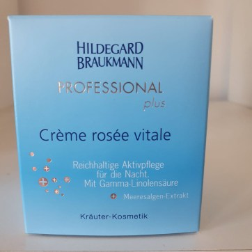 Hildegrad Brauckmann Professinal Crème rosée vitale