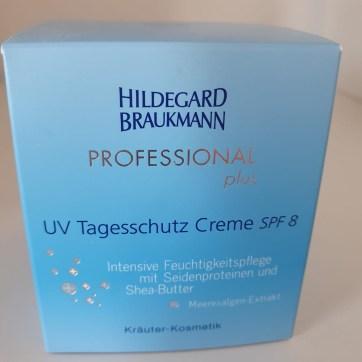 Hildegrad Brauckmann Professional UV Tagesschutz Creme SPF 8