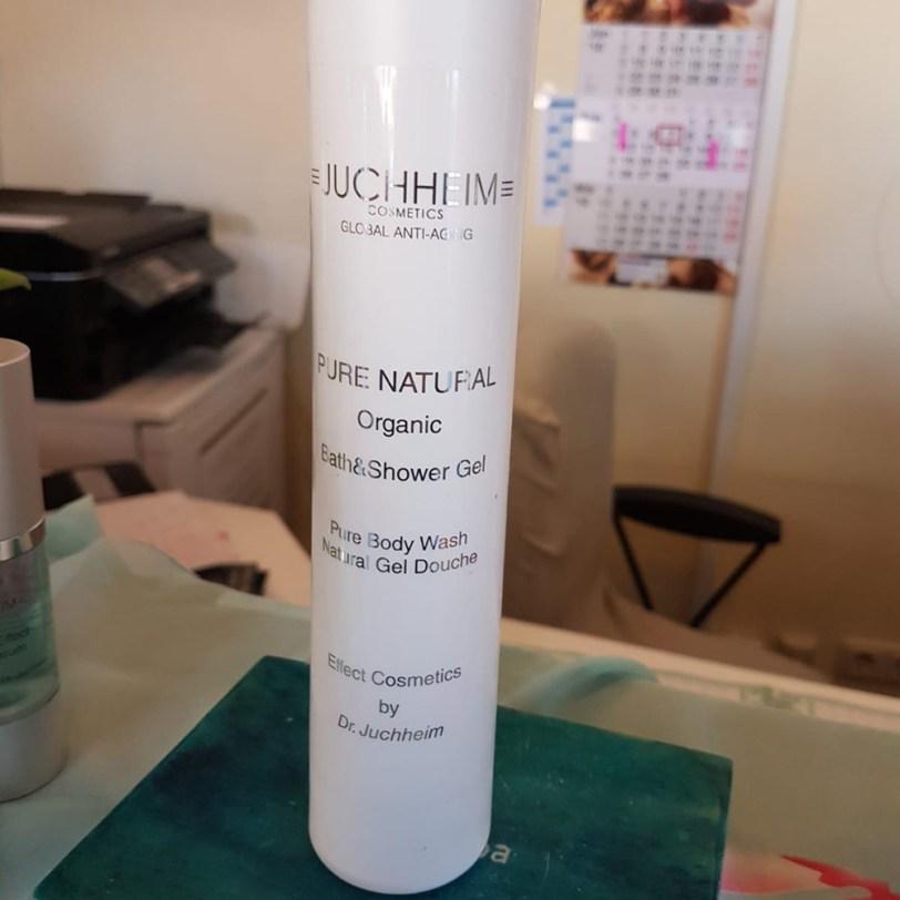Juchheim Pure Natural Organic Shower Gel