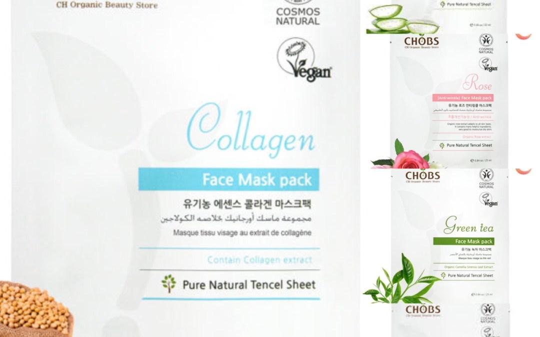 Gesichtsmasken Testpaket