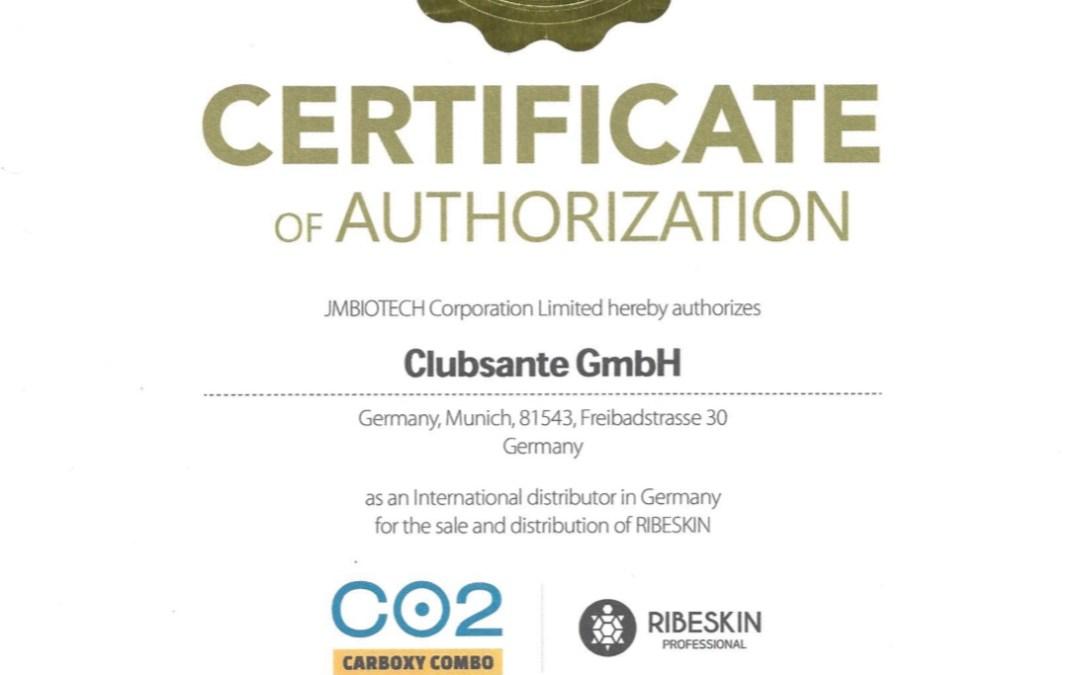 Zertifizierter Vertrieb – Carboxytherapie