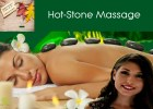 Hot-Stone Massage Herbstaktion