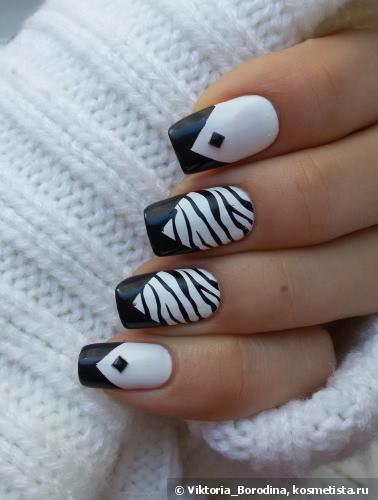 черная краска для стемпинга Kaleidoscope Special Paint For Sting Nail Art St 01 Black 160 руб лак El Corazon Charm And Beauty