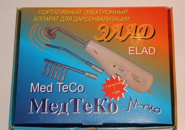 ELAD MedTeCo device