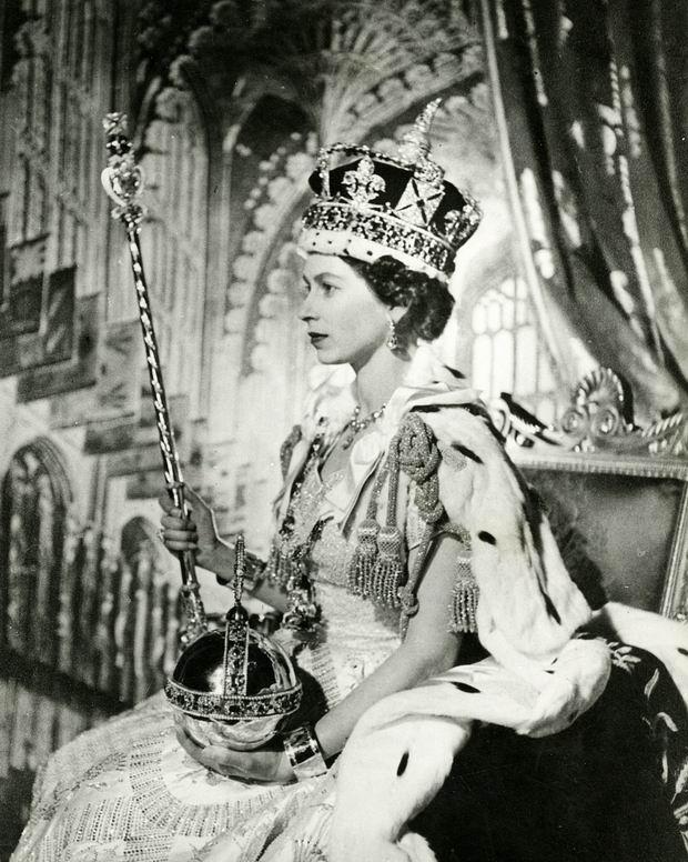 Koronacja królowej Elżbiety