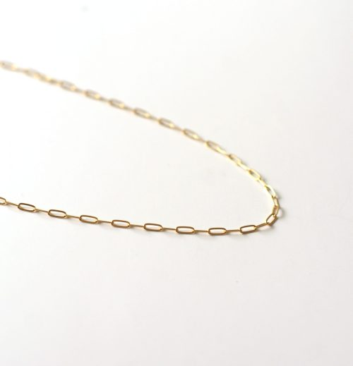 simple paperclip chain