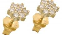 Σκουλαρίκια Χρυσά 14 καράτια